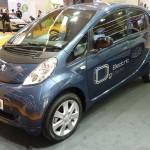 Voiture électrique Peugeot