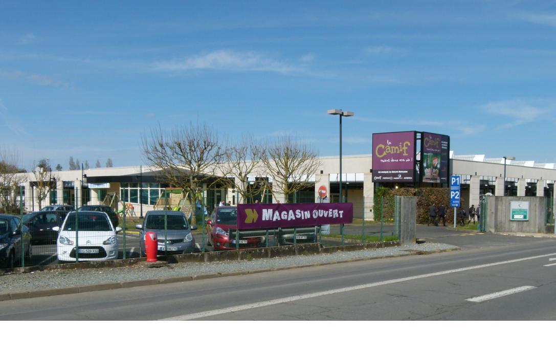 Nouveau : le magasin Camif de Niort renait avec 400 m² dédié au ...